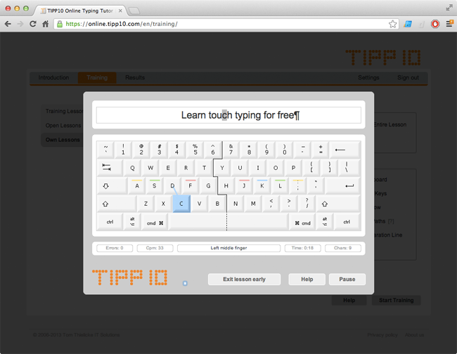 TIPP10 Portable screenshot